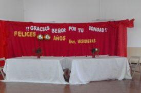 50 AÑOS DE PRESENCIA EN ARGENTINA